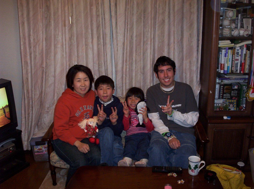 Host Family in Ujiie Tochigi
