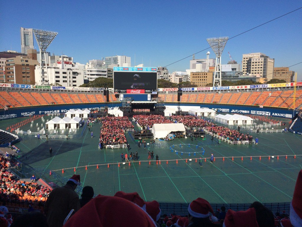 AKB48 Event at Yokohama Stadium
