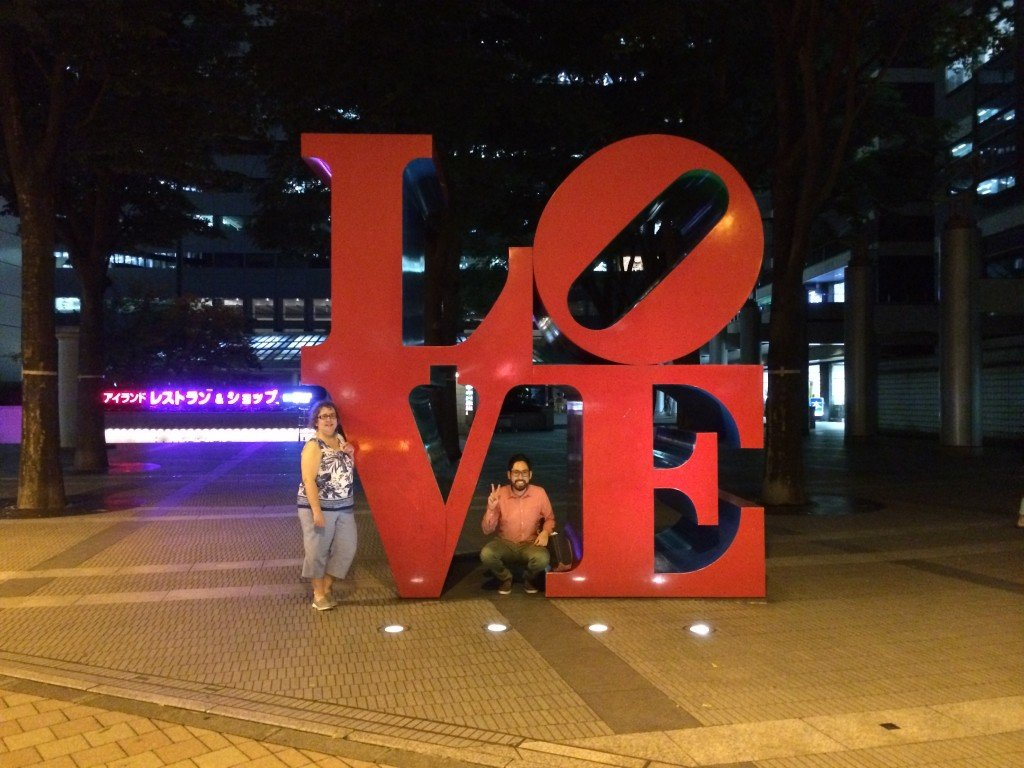 LOVE in Shinjuku