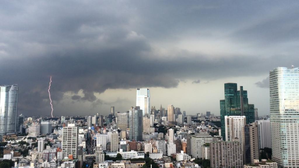 Tokyo Tower Thunder
