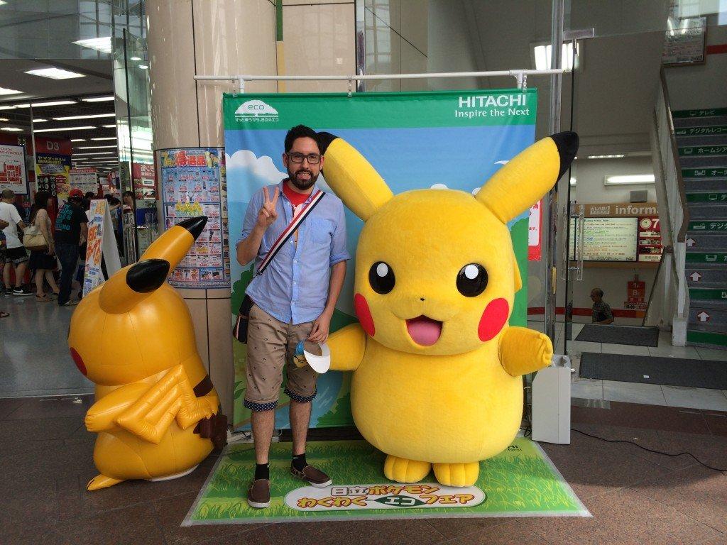 More Pikachu