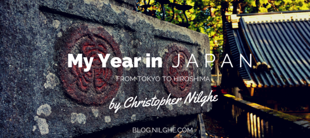 My Year in Japan