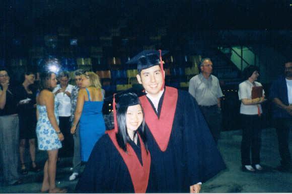 Carlton Grad 2003