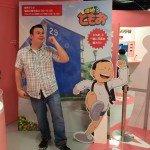 John's Favourite Anime at the NHK Studio Tour