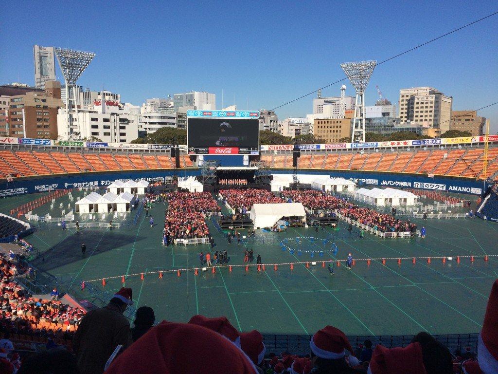 AKB48 Event at Yokohama Stadium