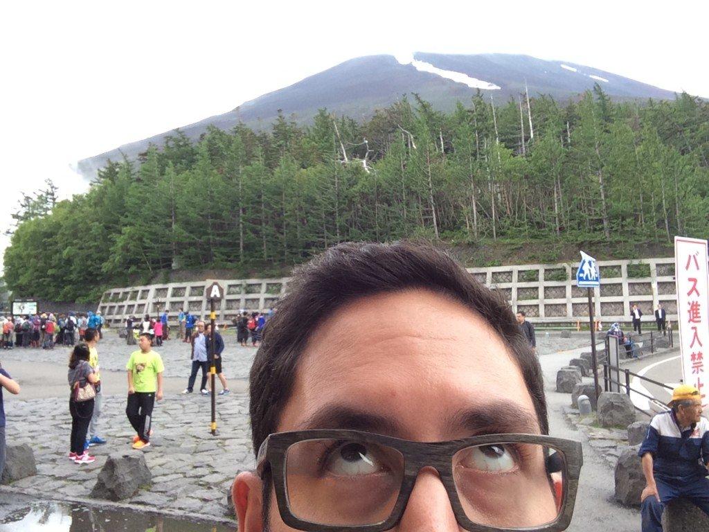 Mt. Fuji Climbing