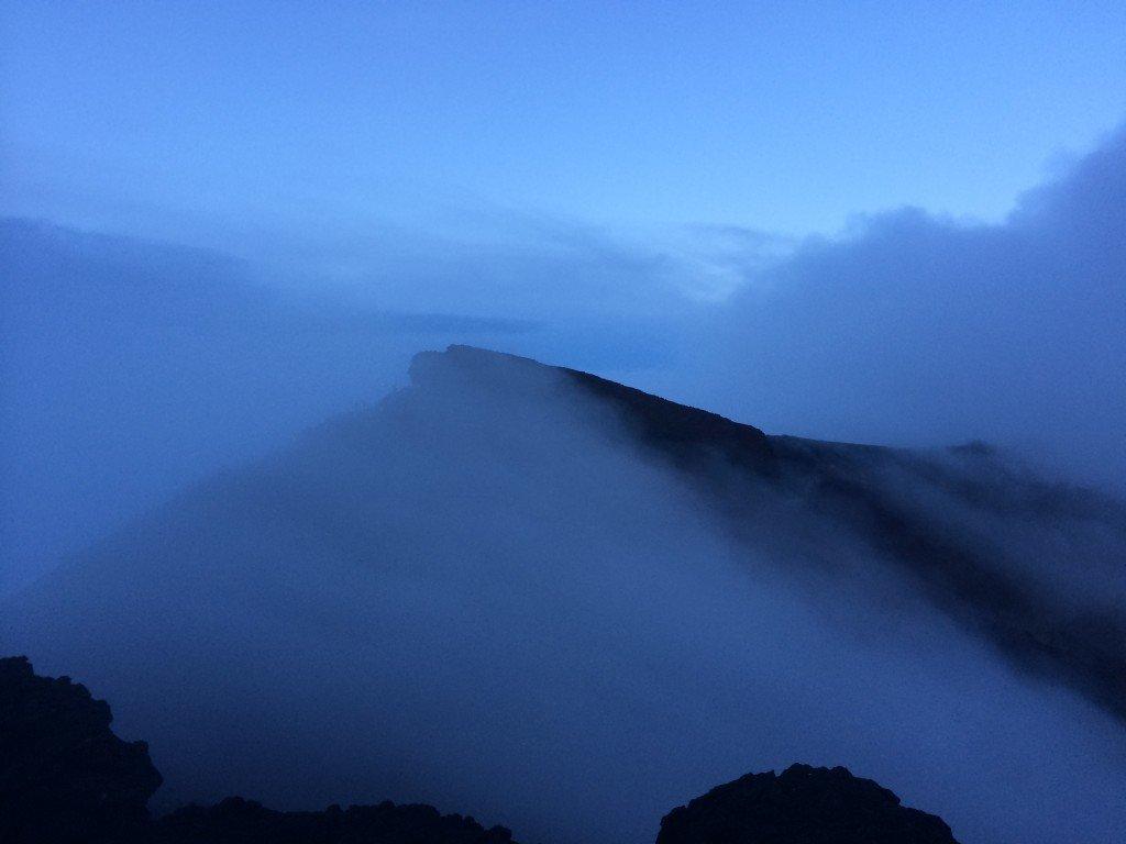 Summit of Mt. Fuji