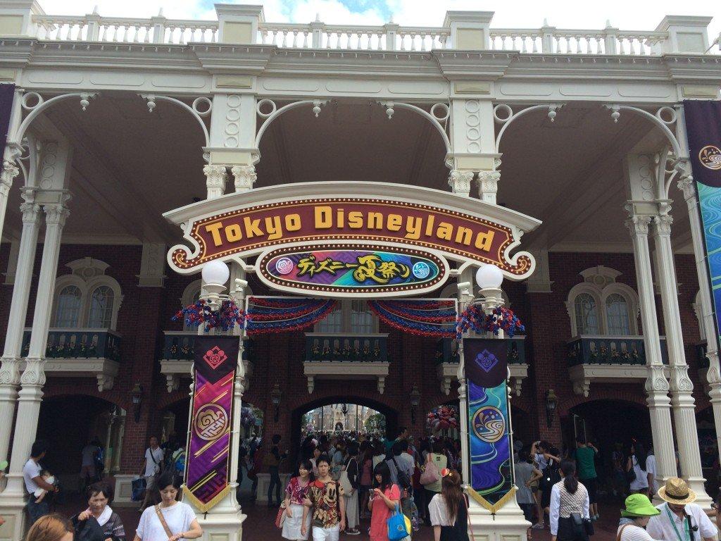 A year of Tokyo Disney Resort