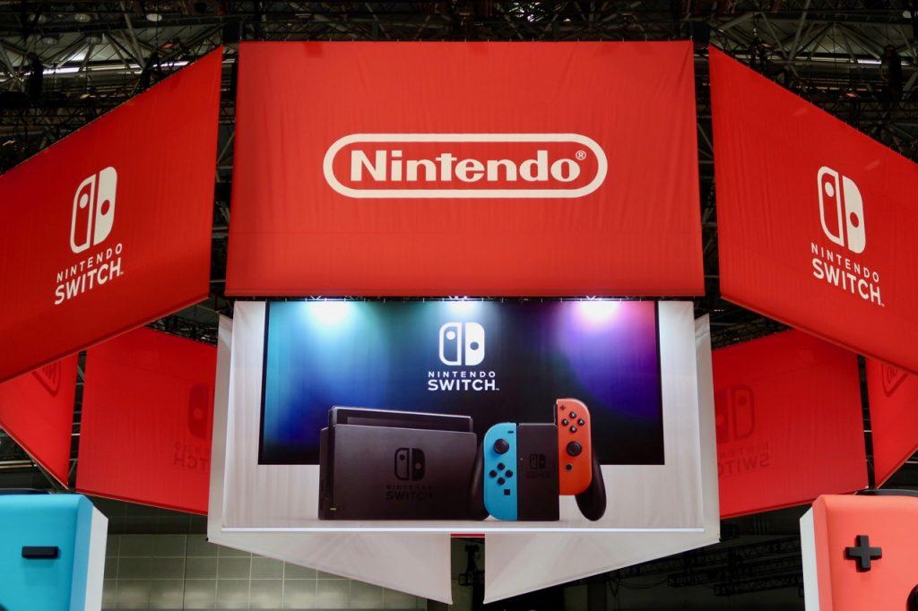 Nintendo Switch 2017
